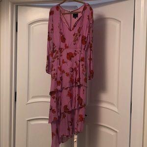 Cynthia Rowley silk dress